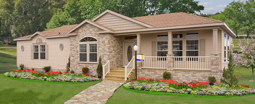 Getting a loan for a manufactured home gold castle for Castle modular homes